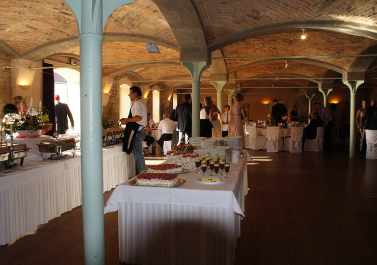Hochzeit in der Domaine